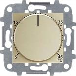 N2240.3 CV (1 шт.) + N2271.9 (1 шт.) - Терморегулятор для теплого пола, ABB ZENIT (шампань)