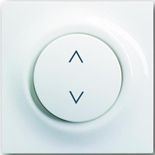 6430-0-0144 - Центральная плата для механизма выключателя жалюзи Busch Jalousiecontrol, ABB Impuls (альпийский белый)