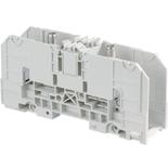 1SNA190003R2200 - D120/42.FF Клемма силовая АВВ, для проводов в наконечнике под болт 120мм², без крышек (серая)