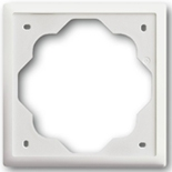 1754-0-4430 - Рамка одноместная ABB Impuls (белый бархат)