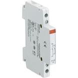 GHE3401321R0001 - Контакт дополнительный боковой ABB EH 04-20 для контакторов ESB/EN, 2Н.О.