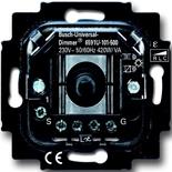 6513-0-0588 - Mеханизм универсального поворотного светорегулятора Busch Universal-Drehdimmer, 420Вт
