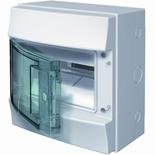 1SL1201A00 - Щиток электрический настенный, ABB Mistral, 8М, IP65