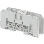 1SNA190004R2300 - D185/55.FF Клемма силовая АББ, для проводов в наконечнике под болт 185мм², без крышек (серая)
