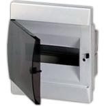 1SL0510A06 - Щиток распределительный навесной, АББ Unibox, 8М, IP40 (с клеммным блоком)