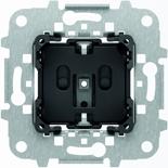 8188.9 - Механизм плоской электрической розетки с заземлением и защитными шторками, 16А/250В, ABB SCHUKO