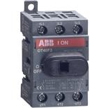 1SCA104902R1001 - Рубильник ABB OT40F3, 40A, 3-полюсный