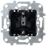 8188 - Механизм розетки электрической с заземлением и защитными шторками, винтовые клеммы, 16А/250В, ABB SCHUKO