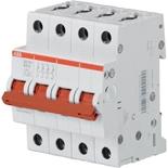 2CDD284101R0050 - Рубильник ABB SD204, 50A, 4П