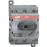 1SCA105332R1001 - Рубильник ABB OT63F3, 63A, 3-полюсный