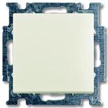1012-0-2184 - Выключатель одноклавишный ABB Basic 55, (шале-белый)